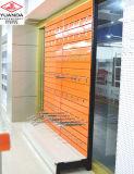 Plank van het Comité van de Groef van het Staal van het Rek van de detailhandel de Hangende Achter
