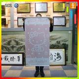 スーパーマーケットの表示および装飾(TJ-02)のための屋外のハングスクロール旗の印刷