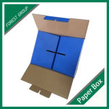 Griff-Träger-Tafelwaßer-Verpackungs-Papierkasten