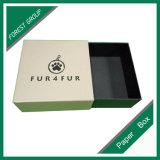 Rectángulo por encargo del cajón del papel del regalo para el embalaje del regalo
