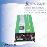 Whc 6000Wの純粋な正弦波の太陽充電器インバーター