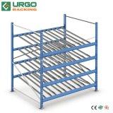 Cremagliera resistente di flusso di pallet del sistema della cremagliera di flusso della scatola del magazzino