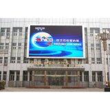 Schermo di visualizzazione impermeabile esterno del LED P10 di alta luminosità per fare pubblicità