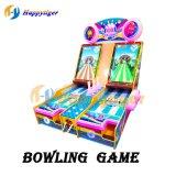 Macchina del gioco di estinzione del gioco di bowling della galleria di divertimento del campo da giuoco dei bambini