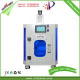Efectuar portátil com a roda F4 duas máquinas de enchimento de óleo aquecido