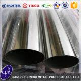 800 granos de arena perfecta réplica del tubo de acero inoxidable 316L