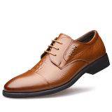 De in het groot Schoenen van Buissiness van de Toevallige Mensen van de Schoenen van de Heer Pu van de Prijs van de Fabriek van de Bevordering