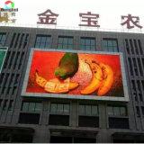 P16 de la publicité extérieure de l'écran LED numérique