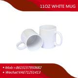 La sublimation tasse tasse en céramique 11oz Mug cadeaux Promotion mug