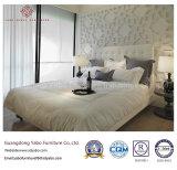 실내 장식품 침대 (YB-WS-83-1)를 가진 현대 호텔 침실 가구