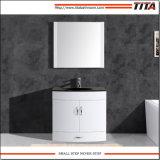Económico Superior de cristal templado de cuarto de baño TM8130-36W
