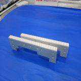 Plaque de guidage en céramique trempé haute résistance de 95 % ZRO2