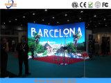 Message Board de la publicité de haute résolution à l'intérieur de la vidéo à LED P6 du module mural écran à affichage LED