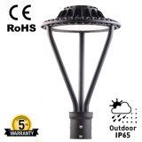 セリウムのRoHS Dlc ETLの公認の高い発電30W 50W 75W 100W LEDのポストの上の改装ランプ保証5年の