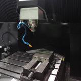 China fresadora grabado de la máquina de mecanizado con alta Pricision