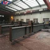La ISO de procesamiento de rascacielos de estructura de acero inoxidable soldado parte con el precio de fábrica