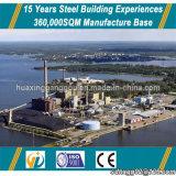 De modulaire Q345 Oplossingen van de Bouw van het Staal van het Ontwerp Industriële