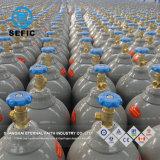 10-50 L'acier à haute pression Taille du vérin à gaz (ISO9809 232-40-150)
