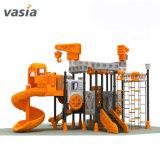 De Plastic Dia van Vasia LLDPE, de OpenluchtSpeelplaats van Kinderen