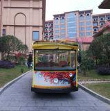高性能の観光バス、7.5kw 72Vバス