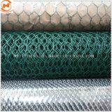 Rete metallica esagonale galvanizzata Caldo-Tuffata 3/8 '' ---4 ''