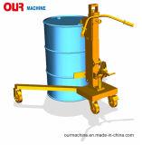 Hydrauliköl-Trommel-Ladeplatten-LKW-Heber der Kapazitäts-350kg