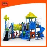 Tema Mar Playgrounds para o pré-escolar