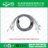 Для использования внутри помещений бронированных оптоволоконный кабель питания исправлений