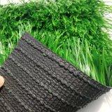 Moquette falsa esterna naturale dell'erba di prezzi poco costosi per il campo di sport