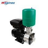 Pomp van het Water van de Druk van de Frequentie van de Oppervlakte van de Verkoop van Wasinex 0.37kw de Hete Veranderlijke Constante