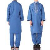 2020 nieuwe Fashion Boys Islamitische Muslin Midden-Oosten Maxi robes Pantsuit