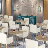 (SP-CT858) Mesa de jantar requintado restaurante moderno e cadeira fixa
