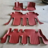 Heiße Auto-Matten der Presse-3D und Faser-Teppiche