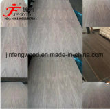 ISO-9001:2008 exportierte natürliches amerikanisches Walnuss MDF-Furnierholz-Furnier-Blatt 18mm 2faces