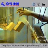 Ral kleurt Thermosetting Deklaag van het Poeder van de Polyester met de Prijs van de Installatie