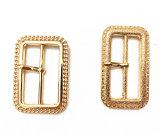 Klassieke metalen gespen van hoge kwaliteit voor kledingaccessoires, High-End gespen voor modeaccessoires.