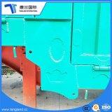 3 EIXOS 40-50 toneladas padrão Tipo Viga semi reboque