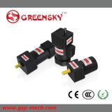 90W 220V AC motorreductor eléctrico de inducción AC, DC, Motor de engranajes, el motor con reductora