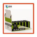 Caja de papel de visualización personalizado para el producto cosmético