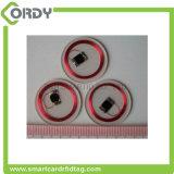 小型RFID MIFARE標準的な1K 13.56MHz PVCディスク札