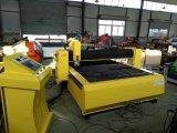 Máquina cortadora de plasma CNC de metal de corte recto