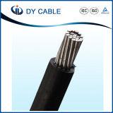 Condutores de alumínio Triplex fabricante de cabos agrupados de antena