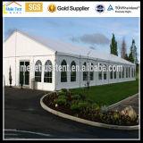 Для использования вне помещений группа крупных оптовых купол белого цвета с бегущей строкой 20X60 свадьбы палатка
