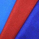 Couro de couro artificial gravado feltro da bolsa da forma do plutônio do Glitter