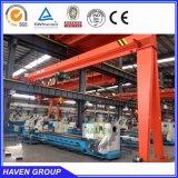 Torno CW6663 da linha de tubulação do CNC com elevada precisão