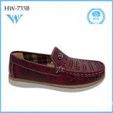 Zapatos planos lindos del diseño de la manera de la alta calidad