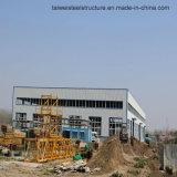 Atelier d'acier de construction pour le marché de l'Europe