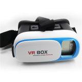 Venda quente auriculares polarizados de Vr da realidade virtual dos vidros 3D
