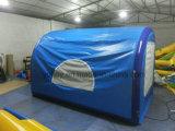 Tenda di campeggio gonfiabile esterna per la famiglia