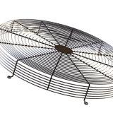 Protezioni galvanizzate del ventilatore di griglia del filo di acciaio del metallo del bicromato di potassio